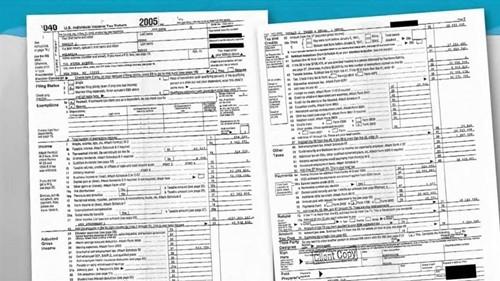 Kênh truyền hình Mỹ công bố hồ sơ thuế của Trump năm 2005 ảnh 1