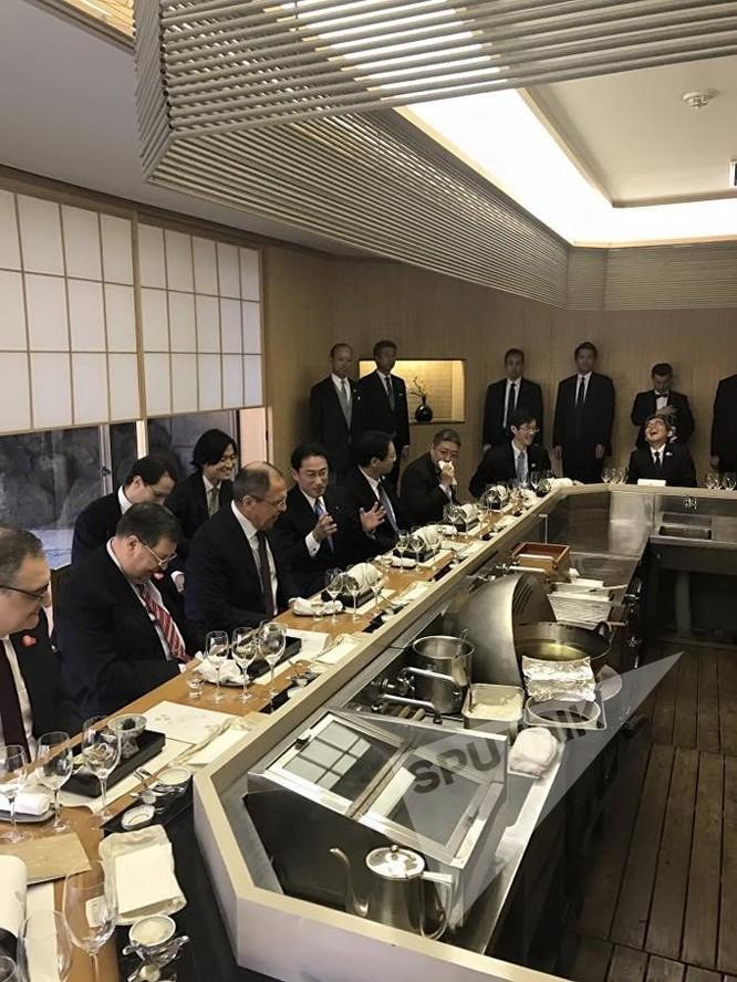 Nhật - Nga hội đàm quan trọng về an ninh khu vực ảnh 1