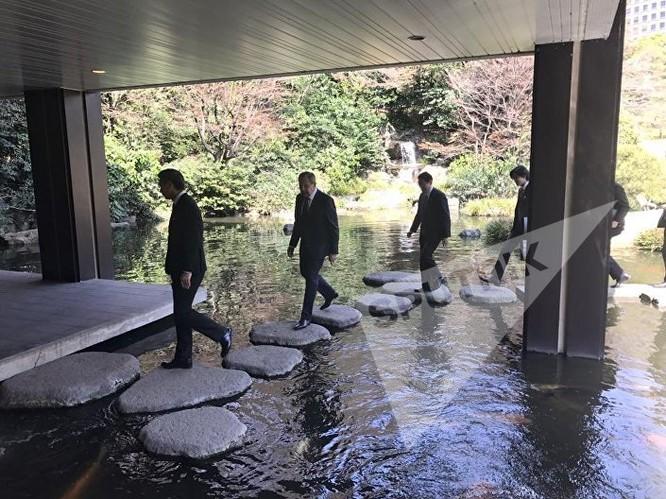 Nhật - Nga hội đàm quan trọng về an ninh khu vực ảnh 2