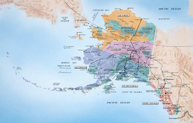 Nga trả lại tiền, Mỹ trả lại Alaska? ảnh 1