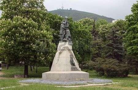 Tượng đài đại thi hào Lermontov ở Pyatigorsk