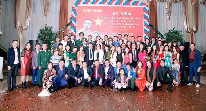 Hình ảnh hoạt động của cộng đồng người Việt tại Pyatigorsk