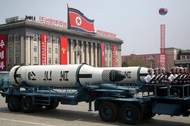 Lần đầu tiên Triều Tiên