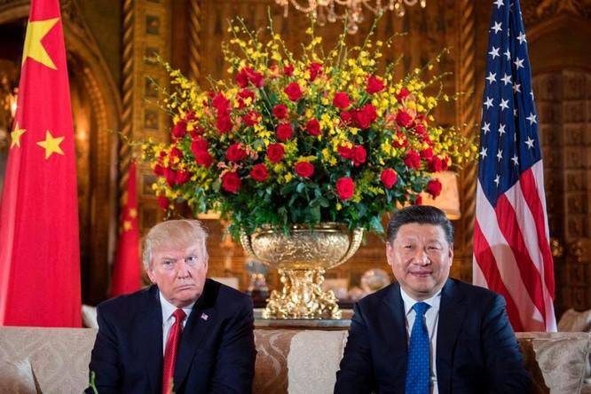 Tổng thống Donald Trump và Chủ tịch Tập Cận Bình tại thượng đỉnh Trung Mỹ