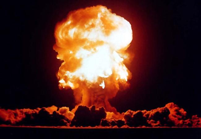 Triều Tiên đã 5 lần thử bom hạt nhân