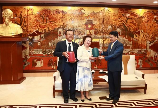 BRG và Sumitomo ký hợp tác phát triển Dự án đô thị Nhật Tân- Nội Bài ảnh 1