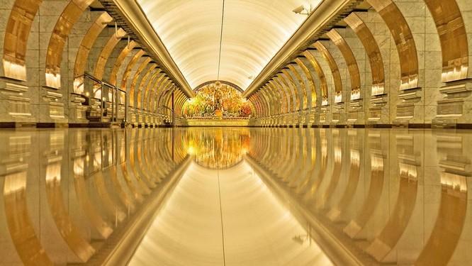 Tàu điện ngầm kiểu Matxcơva sẽ xuất hiện tại Việt Nam? ảnh 1
