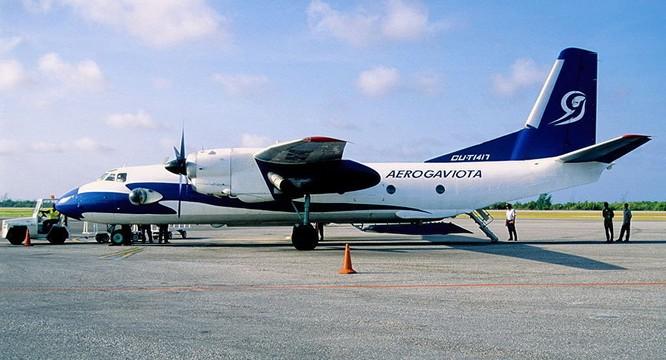 Máy bay An -26 của Cuba