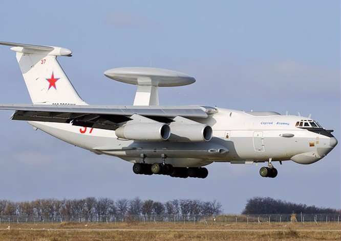 Tổ hợp radar bay A- 100