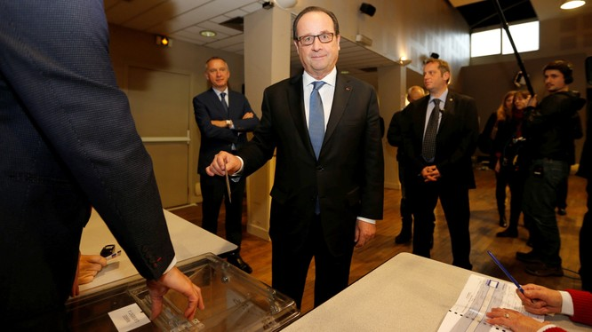 Bầu cử Tổng thống Pháp: Không có bất ngờ! ảnh 4