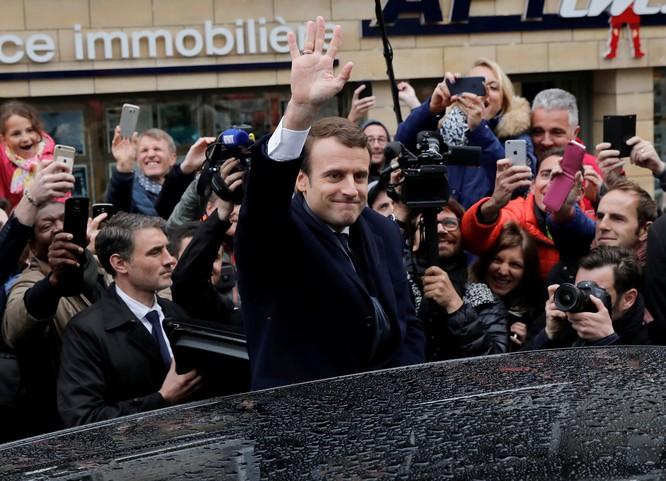 Bầu cử Tổng thống Pháp: Không có bất ngờ! ảnh 5