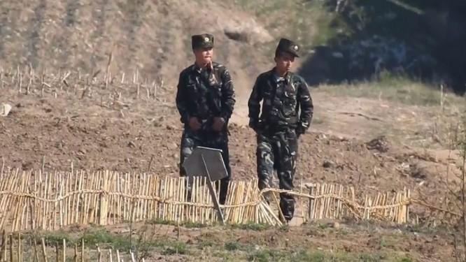 Biên giới Trung - Triều