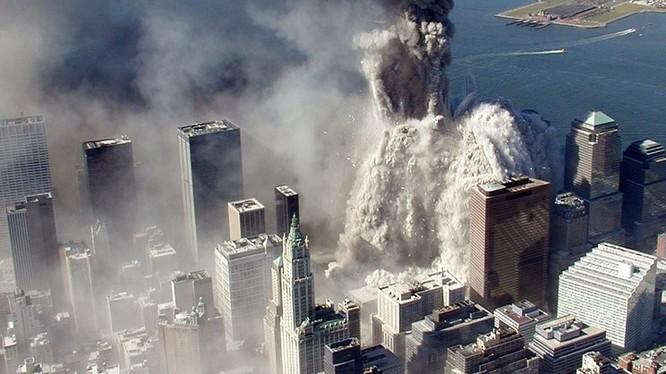 Vụ khủng bố ngày 11/9/2001 nhằm vào nước Mỹ