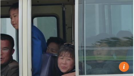 Những ánh mắt, những nụ cười trên gương mặt các em học sinh - điều không thể có cách đây 5 năm