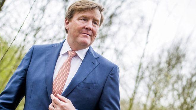 Vua Hà Lan bí mật tham gia lái máy bay thương mại ảnh 1