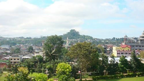 Thành phố Marawi trước khi xảy ra cuộc đụng độ