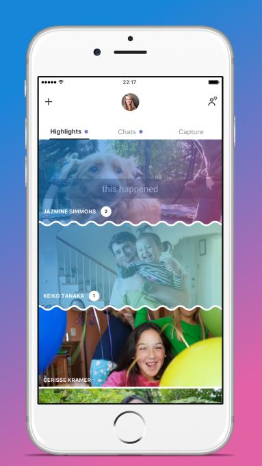 Skype được lột xác hoàn toàn, lấy cảm hứng từ Messenger và Snapchat ảnh 1