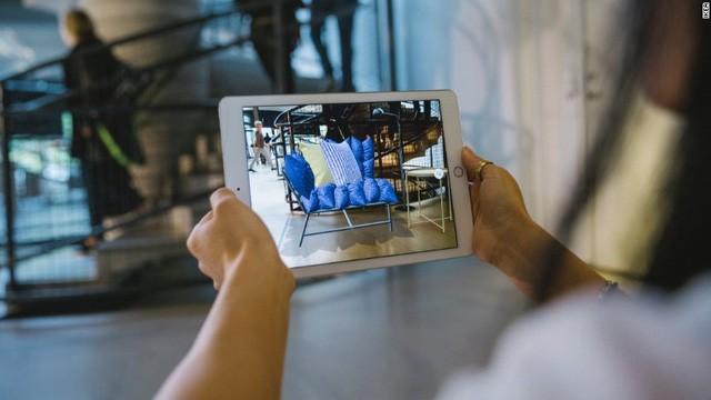 Làm cửa hàng nhỏ đi, ứng dụng công nghệ thực tế ảo: Tương lai của IKEA? ảnh 1