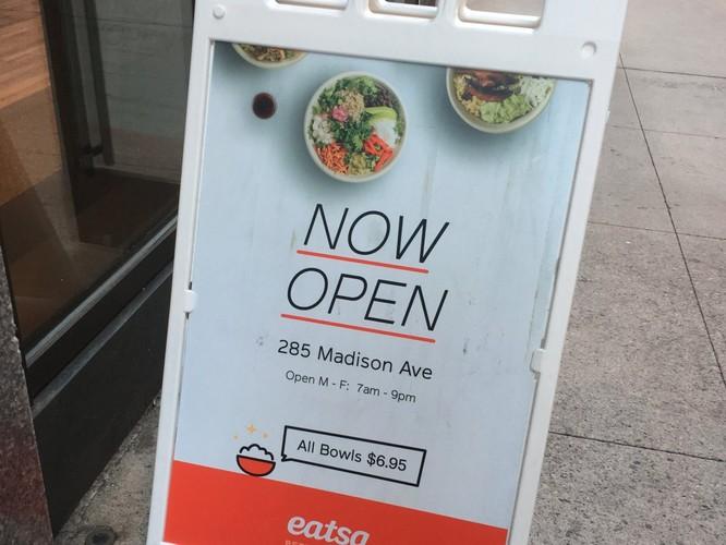 Eatsa – nhà hàng gọi món và thanh toán tự động bằng ki-ốt ảnh 1