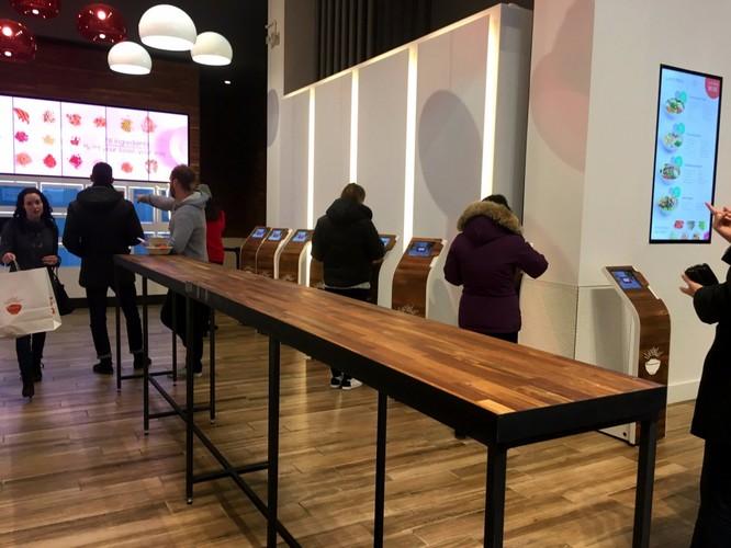 Eatsa – nhà hàng gọi món và thanh toán tự động bằng ki-ốt ảnh 2