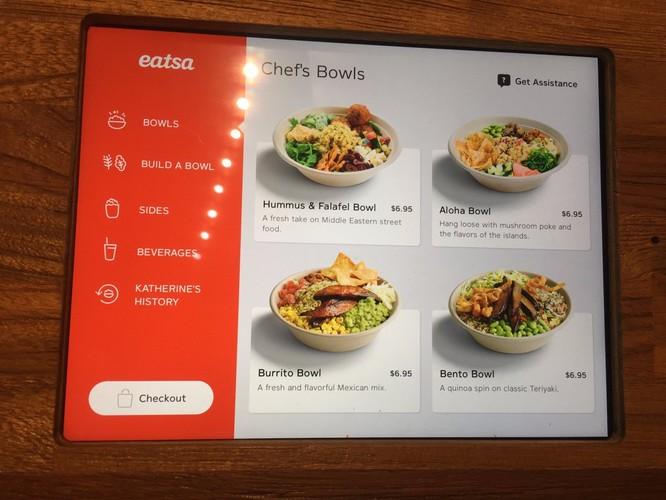 Eatsa – nhà hàng gọi món và thanh toán tự động bằng ki-ốt ảnh 4