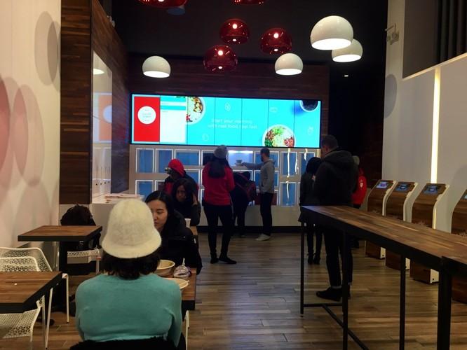 Eatsa – nhà hàng gọi món và thanh toán tự động bằng ki-ốt ảnh 17