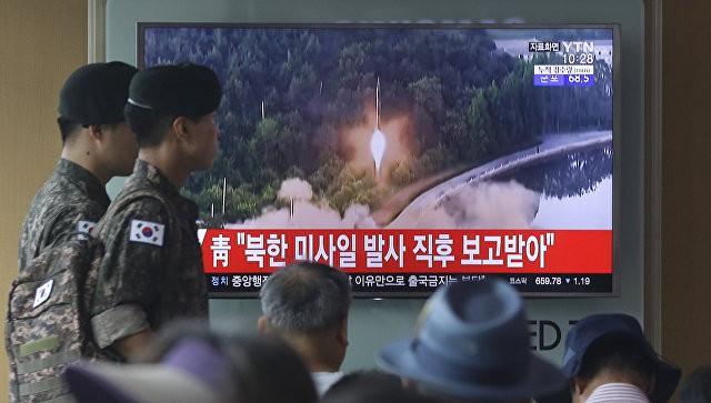 Triều Tiên tuyên bố phóng thành công một tên lửa đạn đạo liên lục địa ảnh 1