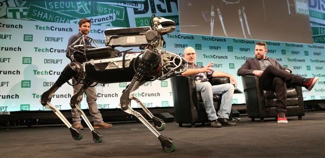 7 robot lấy cảm hứng từ động vật 4