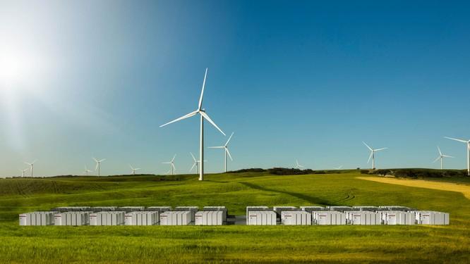 Hãng Tesla lắp trạm ắc quy lớn nhất thế giới tại Australia ảnh 1