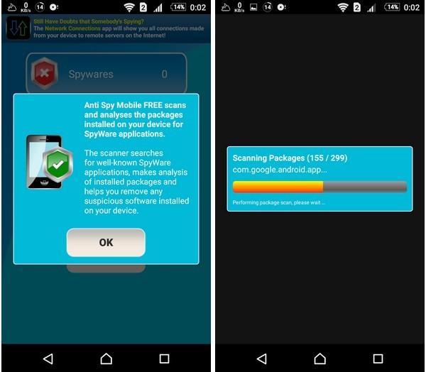 Ứng dụng nhỏ gọn giúp smartphone tránh xa phần mềm gián điệp ảnh 1