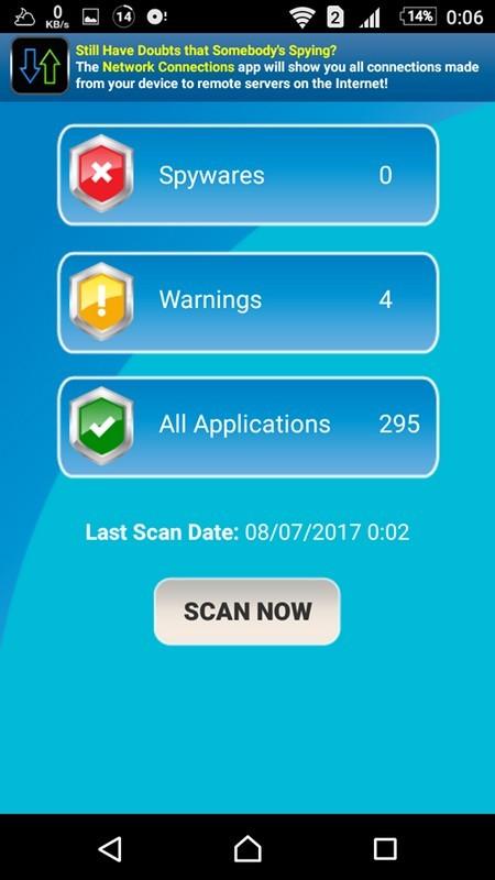 Ứng dụng nhỏ gọn giúp smartphone tránh xa phần mềm gián điệp ảnh 2