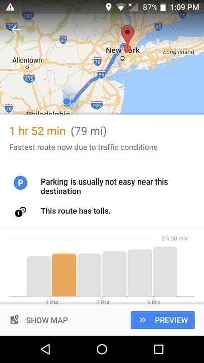 Những tính năng tuyệt vời của Google Maps có thể bạn chưa biết ảnh 1