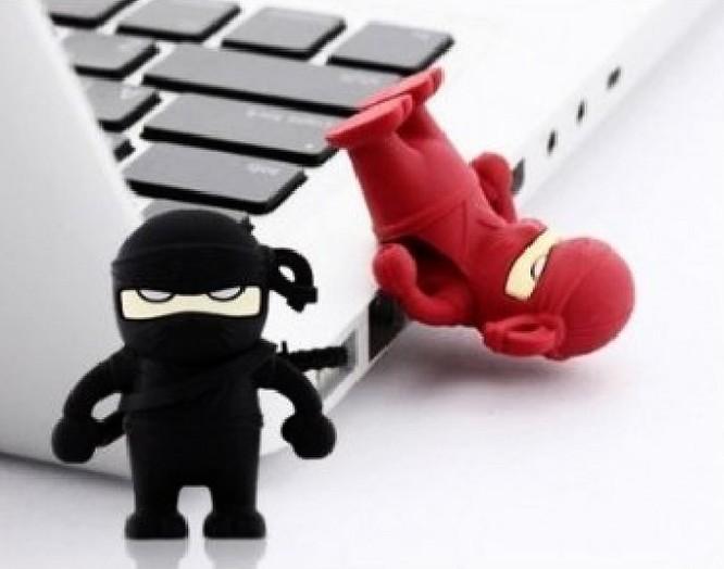 USB hình Ninja