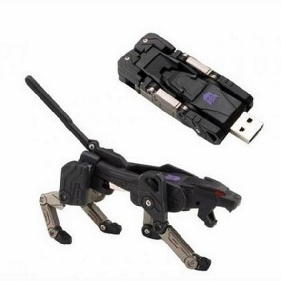 Chó robot - kẻ tàn phá. Dung lượng 8GB, giá 17,95 USD