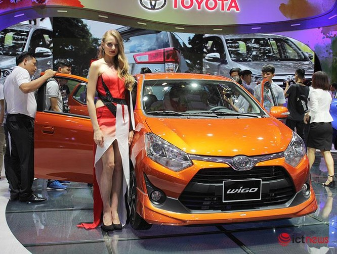 4 mẫu xe giá rẻ sẽ khuấy động thị trường Việt Nam năm 2018 ảnh 1