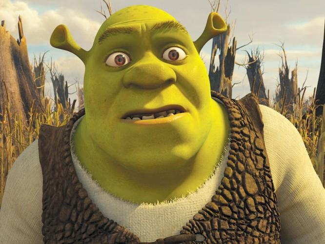 Hình ảnh trong phim Shrek