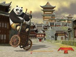 Hình ảnh trong phim Kungfu Panda