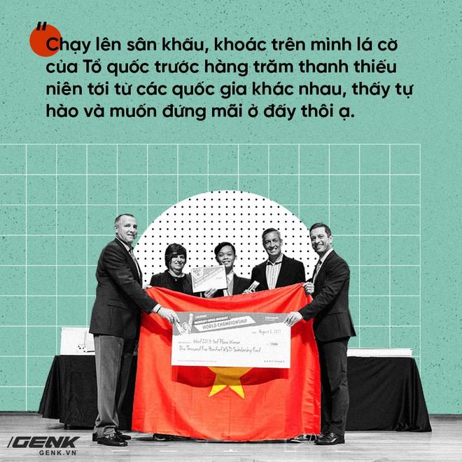 Tuyển Việt Nam giành giải Ba Microsoft Word 2017 thế giới ảnh 12