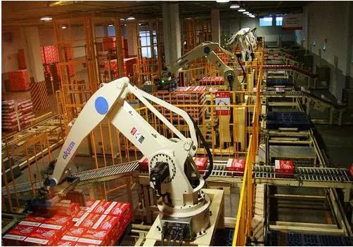 Bên trong nhà máy mì ăn liền Master Kong. Ảnh tư liệu Tingyi Holding.
