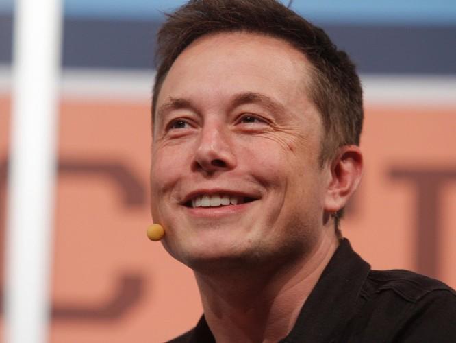 Elon Musk. Ảnh AP Photo/Jack Plunkett