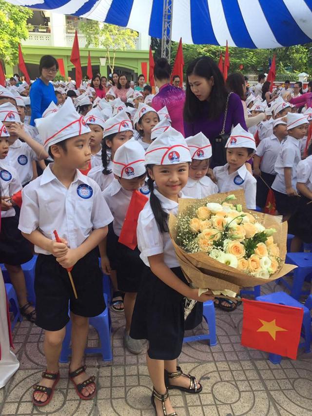 Facebook ngập tràn hình ảnh bố mẹ khoe con ngày khai giảng năm học mới - 5