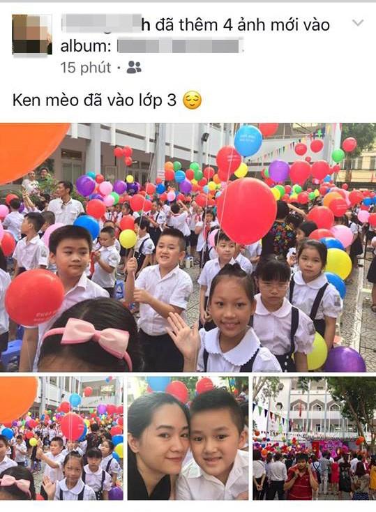 Facebook ngập tràn hình ảnh bố mẹ khoe con ngày khai giảng năm học mới - 2