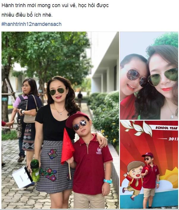 Facebook ngập tràn hình ảnh bố mẹ khoe con ngày khai giảng năm học mới - 9