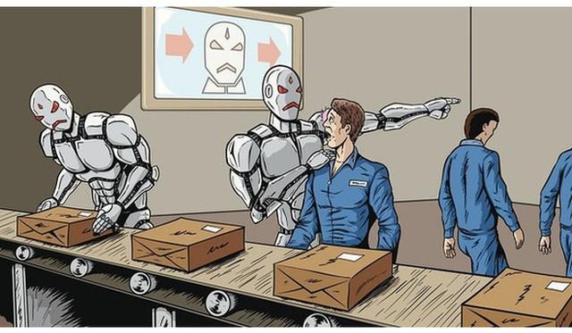 CMCN 4.0 đến, một doanh nghiệp lớn ở Hà Nội đã sa thải 80% công nhân vì robot ảnh 2