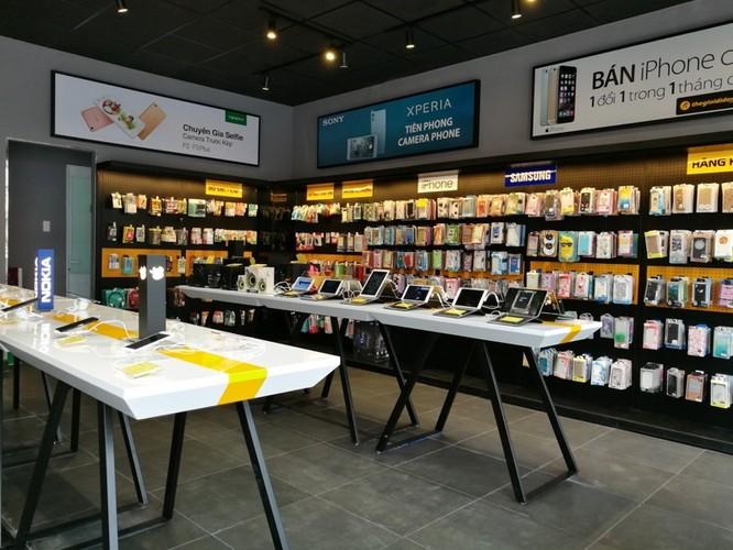 Bên trong cửa hàng mới toanh của Thế Giới Di Động: Đẹp, sang, ít nhân viên ảnh 7