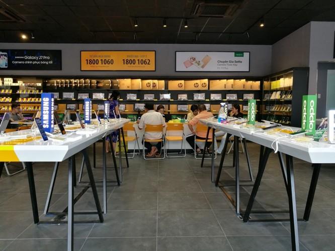 Bên trong cửa hàng mới toanh của Thế Giới Di Động: Đẹp, sang, ít nhân viên ảnh 5