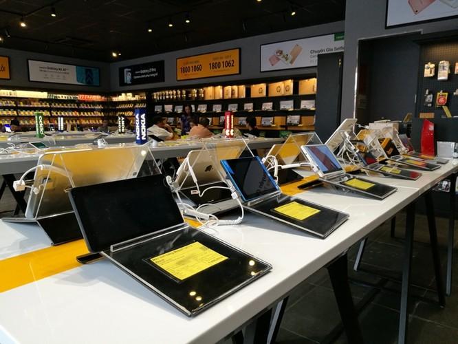 Bên trong cửa hàng mới toanh của Thế Giới Di Động: Đẹp, sang, ít nhân viên ảnh 4