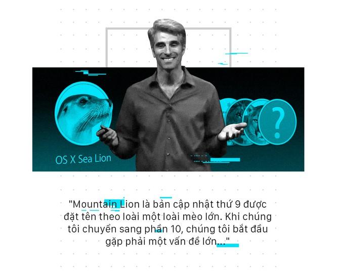 Chân dung Craig Federighi, người kế thừa thầm lặng của Steve Jobs tại Apple - Ảnh 3.