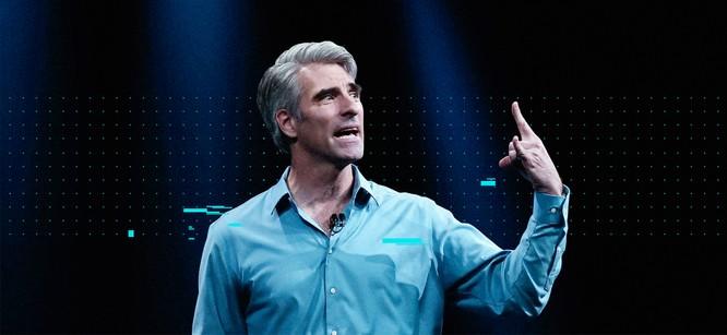 Chân dung Craig Federighi, người kế thừa thầm lặng của Steve Jobs tại Apple - Ảnh 12.
