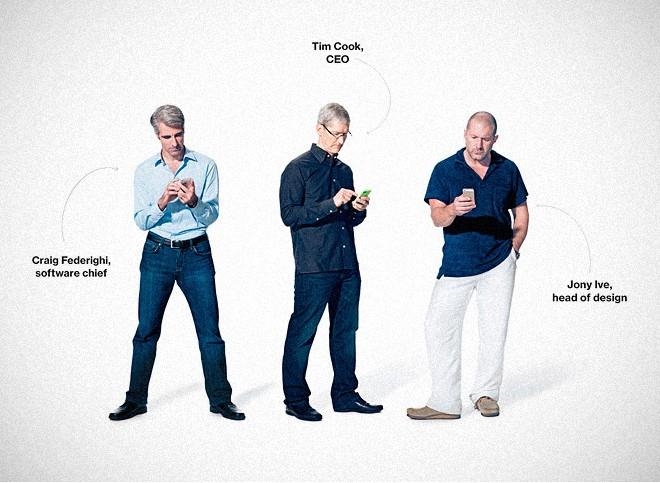 Chân dung Craig Federighi, người kế thừa thầm lặng của Steve Jobs tại Apple - Ảnh 16.
